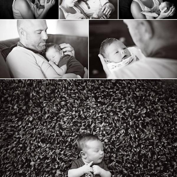 Olivia and Fitz - Newborn Sessions