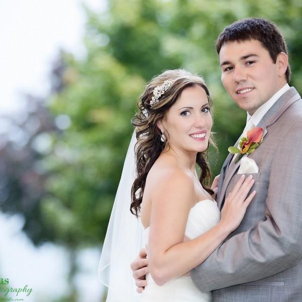 Bobby & Sarah - Chic Elegant Cornwall Wedding