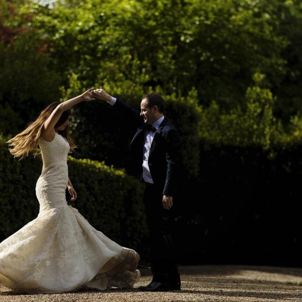 Jen & John - Italian Wedding Portraits - Ontario & Destination Wedding Photographer
