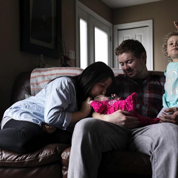 The O'Shaughnessys - Ottawa Area Family Photojournalism